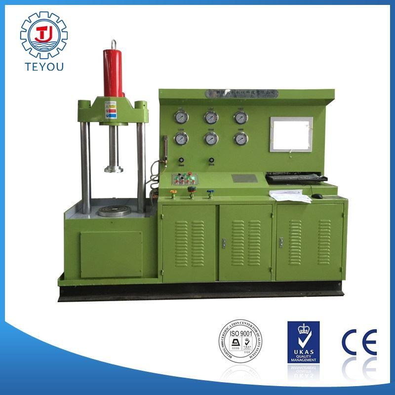 JLT立式流量计(管件/泵体/机体等)测试台、试压台、试验机