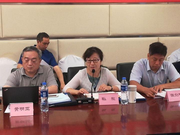 中国通用机械工业协会召开团体标准审定会